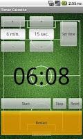Screenshot of Timer Street Soccer