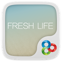 Fresh Life GO Launcher Theme icon