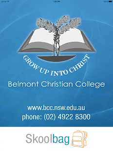 Belmont Christian College - screenshot thumbnail