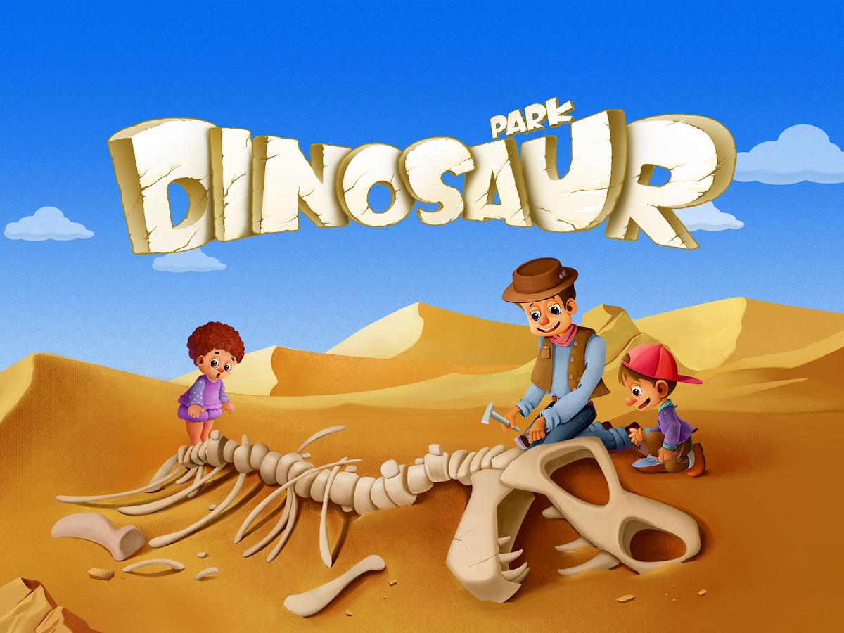 jurassic park dinosaur games to play