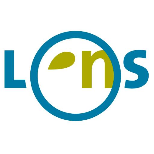 LENS connect 商業 App LOGO-APP試玩