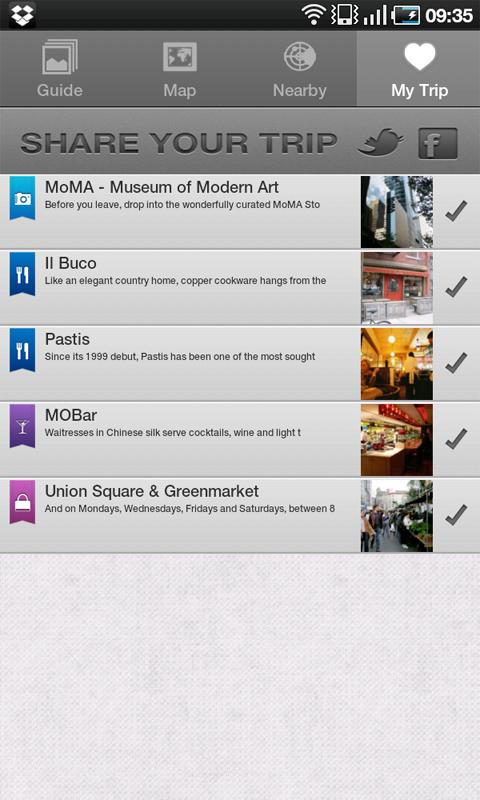 London City Guide - screenshot