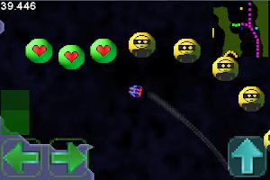 Screenshot of Lunar Caver