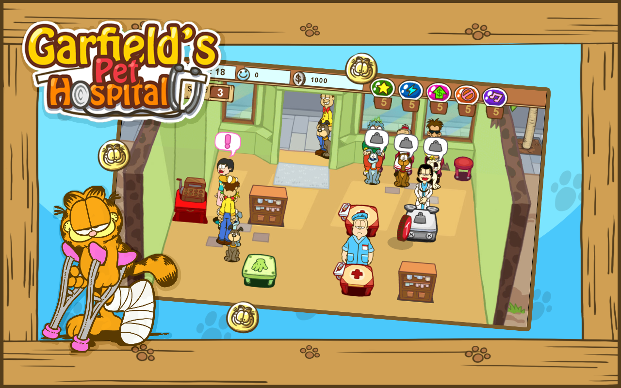 Garfields Pet Hospital  Android Apps on Google Play