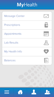 Spectrum Health MyHealth - screenshot thumbnail