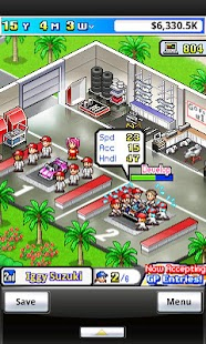 Grand Prix Story Lite- screenshot thumbnail