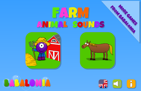 Farm - Animal Sounds- screenshot thumbnail