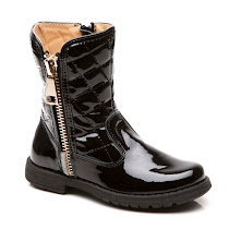 Step2wo Nola -Quilted Biker Boot BOOT