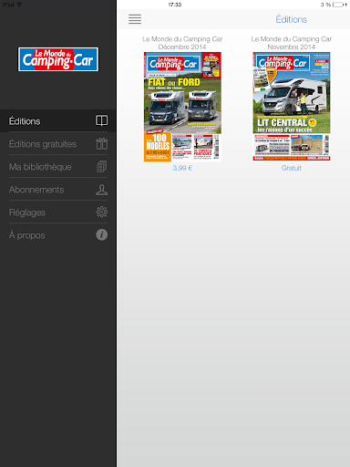 【免費新聞App】Le Monde du Camping-Car-APP點子