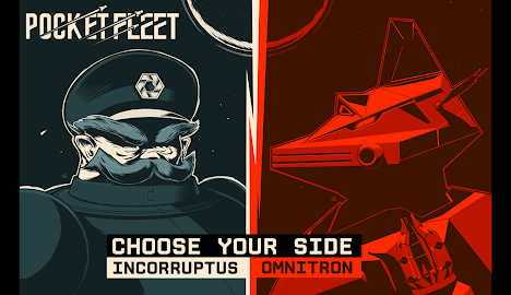 Pocket Fleet Multiplayer Screenshot 1