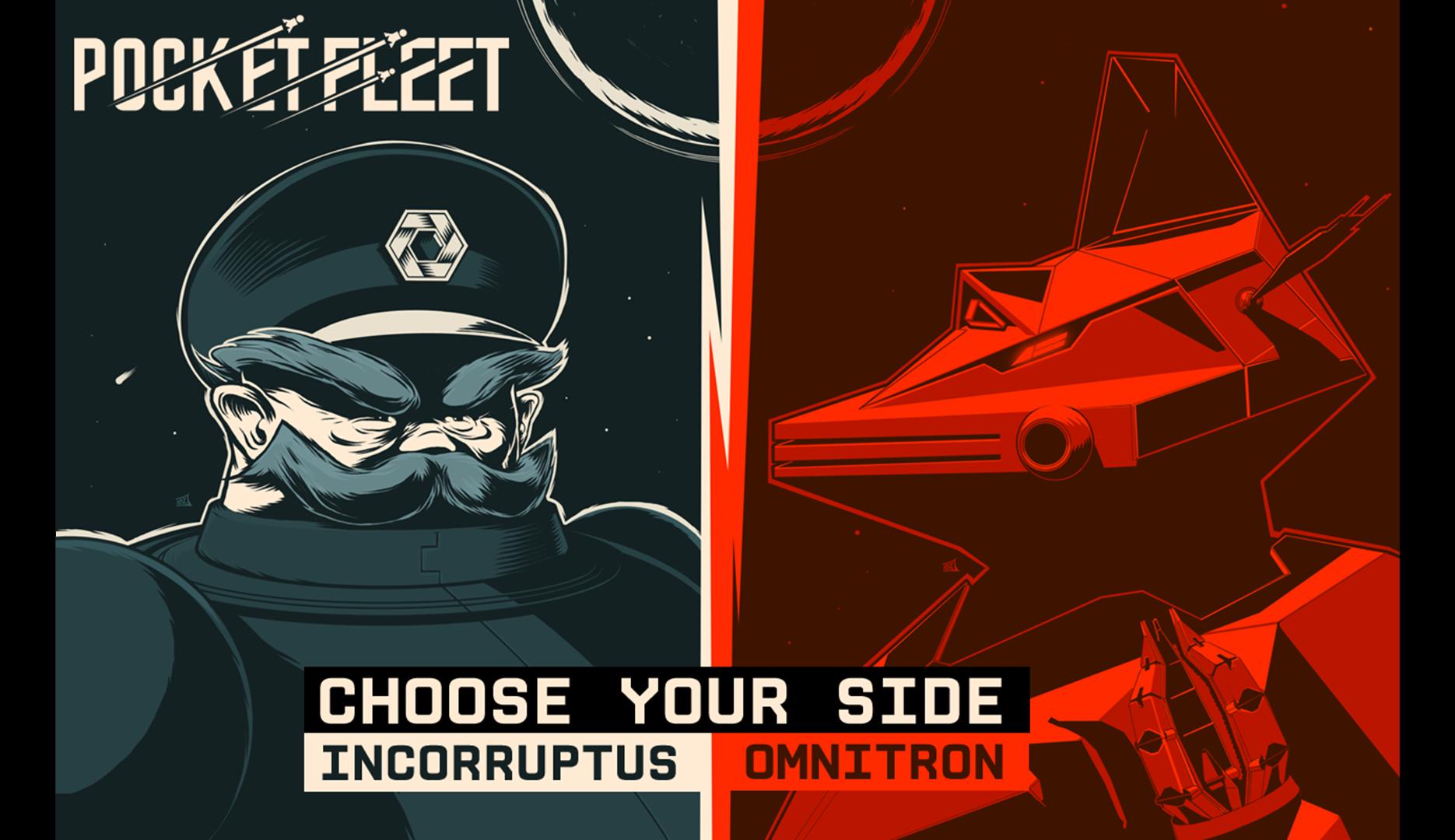 Pocket Fleet Multiplayer screenshot #1