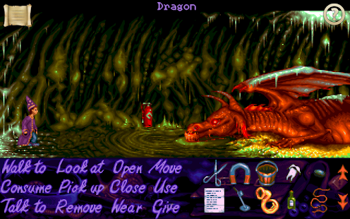 Simon the Sorcerer Screenshot 5