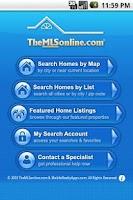 Screenshot of WA Homes - TheMLSonline.com