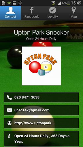Upton Park Snooker
