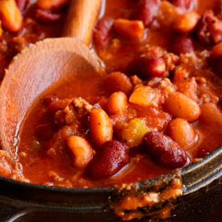 Christy's Crock Pot Chili