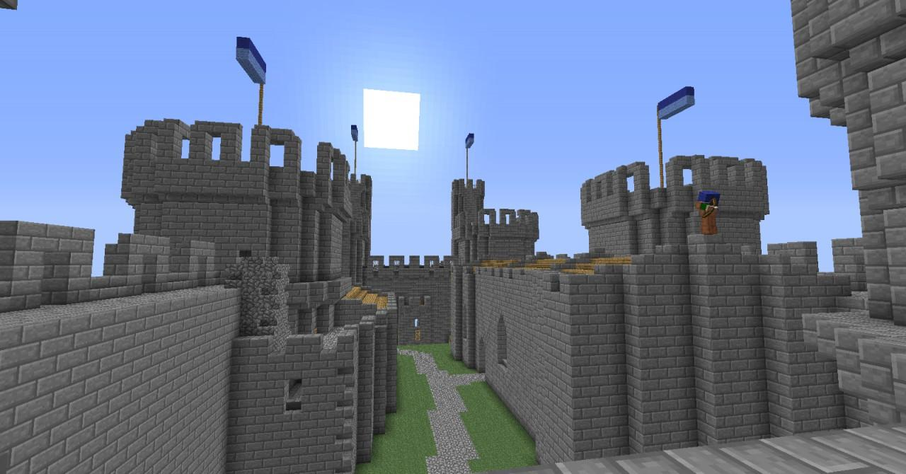 Best Interior Design Apps Android 2 Epic Minecraft PE Castle 2 - Android Apps on Google Play