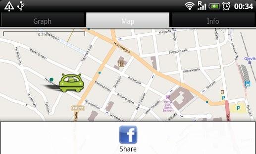 DriSMo - Driving Skill Monitor- screenshot thumbnail