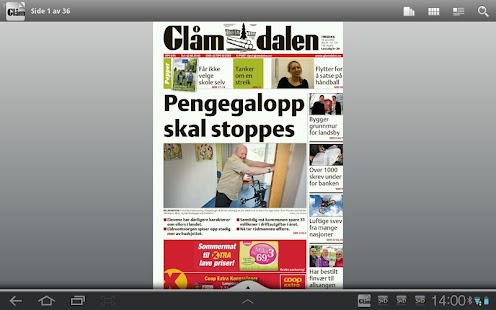 Glåmdalen - screenshot thumbnail