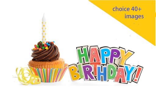 Send Birthday cakes voice
