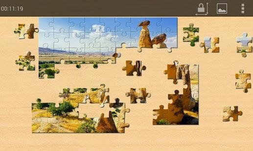 Landscapes Jigsaw Puzzles - screenshot thumbnail