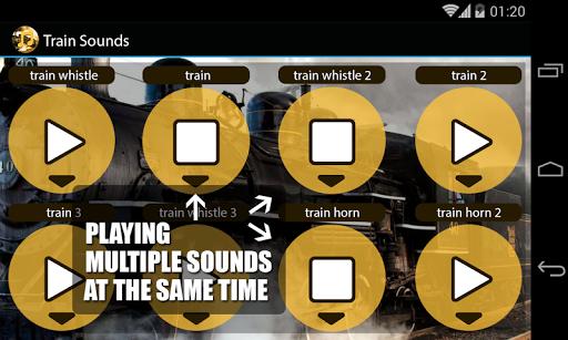 玩免費娛樂APP|下載Train Sounds app不用錢|硬是要APP