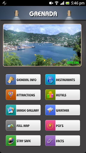 玩旅遊App|Grenada Offline Travel Guide免費|APP試玩