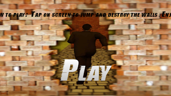 Parkour Man Android Game- screenshot thumbnail