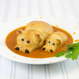 Healthy Hungry Hippo Soup.