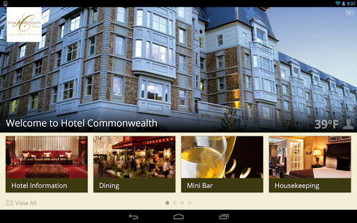 【免費旅遊App】Hotel Commonwealth-APP點子