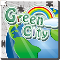 Green City HD icon
