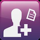 Contact Notes icon