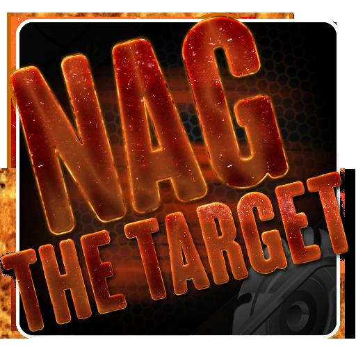 Nag the target LOGO-APP點子