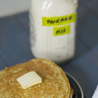 Homemade Pancake Mix + My Favorite Buttermilk Pancakes