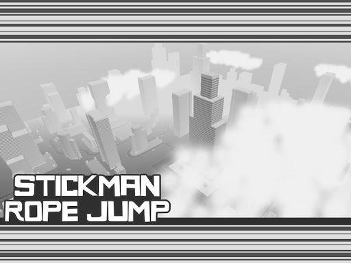 Stickman Rope Jump