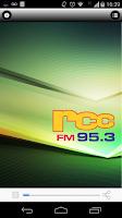 Screenshot of Radio RCC FM