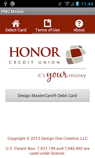Honor Credit Union PMC Mobile