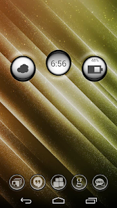 Luminous Multi Launcher Theme screenshot 3