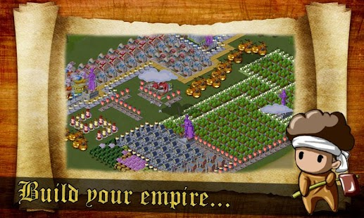 Miracle Empire screenshot