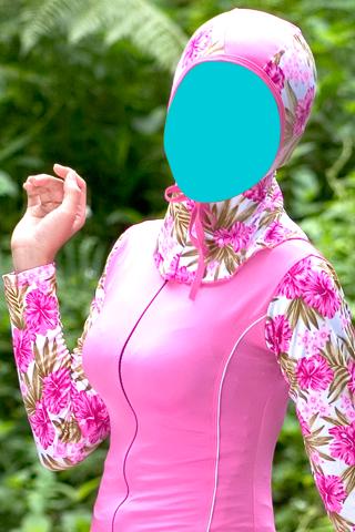 Burqa Woman Fashion