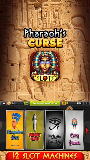 Pharaoh's Curse Slots Free