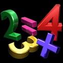Math Trainer for Kids logo