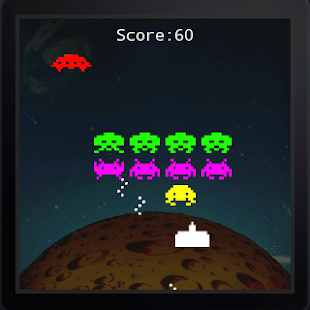 Invaders (Android Wear)- screenshot thumbnail