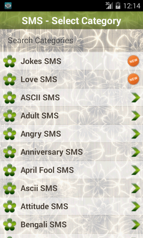 100000 Sms Collection Latest Android Apps On Google Play