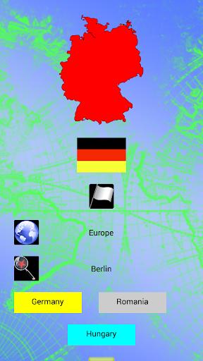【免費教育App】World Map Quiz-APP點子