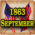 1863 Sept Am Civil War Gazette icon