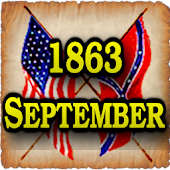 1863 Sept Am Civil War Gazette