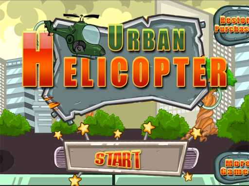 Urban Helicopter