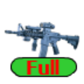 Virtual Weapon 3D effect