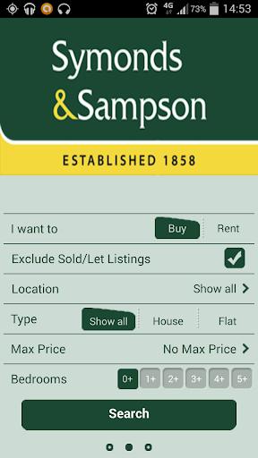 【免費生活App】Symonds & Sampson-APP點子