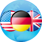 German English Dictionary + icon